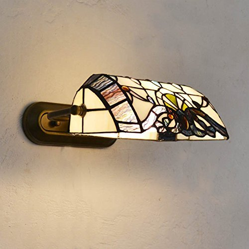 baroque-balcony-wall-lamps-stained-glass-corridor-wall-lights-bank-lamp-mirror-front-lamps