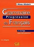 Debut/grammaire progressive francais (alum.+cd) editado por Cle-anaya
