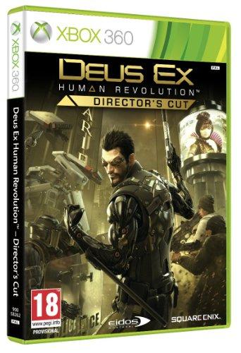 Deus Ex Human Revolution Directors Cut [Edizione: Regno Unito]