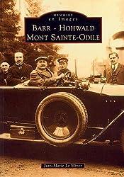 Barr, Hohwald, Mont Sainte-Odile