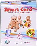 SMARTCARE Saify Healthkart Absorbent, Pull Ups, Skin Friendly, Baby Diaper (Medium)-90 Pieces