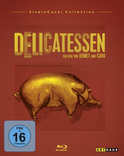Bild von Delicatessen - StudioCanal Collection [Blu-ray]
