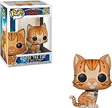 MARVEL - CAPTAIN MARVEL - POP FUNKO VINYL FIGURE 426 GOOSE THE CAT 9CM