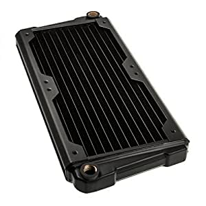 Hardware Labs Black Ice Nemesis Radiateur GTS 240xflow (2x 120)–Noir