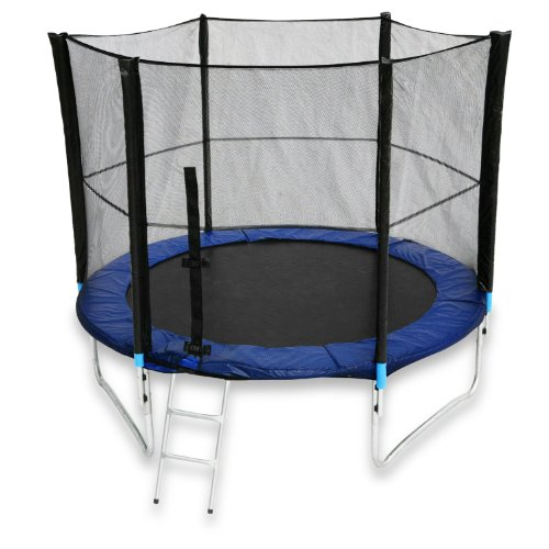 We R Sports Trampoline With Safety Net Enclosure Ladder Rain Cover 6ft, 8ft, 10ft, 12ft, 14ft, And 16ft Test