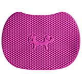 Best Kitty Litter In The Worlds - United Pets Pawpad Litterside Mat, Pink Review