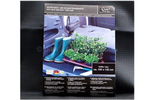 Preisvergleich Produktbild Style My Car Antirutschmatte Schmutzfangmatte 100x120cm (HL86)