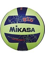 Mikasa Vsg Glow in the Dark Beachvolleyball, Fluoreszierend, 5