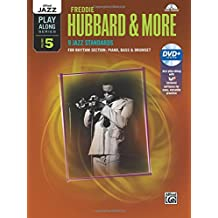 Alfred Jazz Play-Along -- Freddie Hubbard & More, Vol 5: Rhythm Section (Piano, Bass, Drum Set), Book & DVD