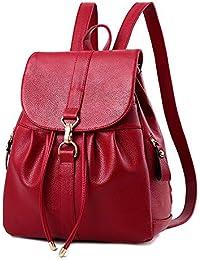 Amazon.it  Rosso - Borse a zainetto   Donna  Scarpe e borse 42e54d3b16d