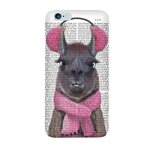 iPhone 6/6S Coque photo - Lady Lama