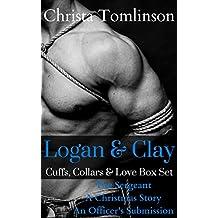 Logan and Clay: Cuffs, Collars, and Love Box Set