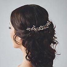 Braut haarschmuck offene haare  Suchergebnis auf Amazon.de für: Haarschmuck Hochzeit