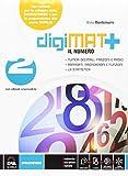 Digimat +. Aritmetica-Geometria-Quaderno competenze. Per la Scuola media. Con e-book. Con espansione online: 2