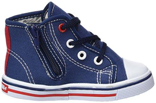 Primigi Baby Jungen Pbu 7252 Lauflernschuhe Blau (Blue)