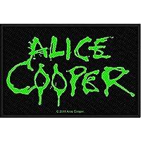 Alice Cooper - Aufnäher Logo (in One Size)