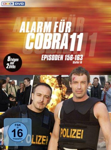 Alarm für Cobra 11 - Staffel 19 (2 DVDs)