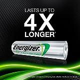 Energizer NimH-Akku Rechargeable Power Plus Mignon (1,2Volt 2000mAh, vorgeladen 4er-Packung)
