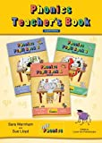 Jolly Phonics Teacher's Book (colour edition): in Print Letters (British English edition) (Teacher Books Print)