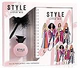 Little Mix Style Eau de Parfum Spray 30ml + penna e notebook