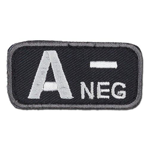 MilSpecMonkey Patch Blutgruppe A Neg swat