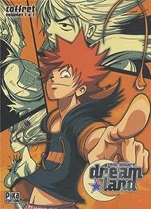 Dreamland Coffret Tomes 1 à 3