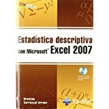 Estadística descriptiva con Microsoft Excel 2007