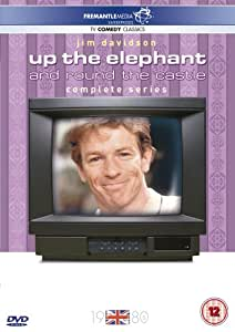 Up The Elephant And Round The Castle - Series 1-3 - Complete [DVD]