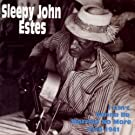 I Ain't Gonna Be Worried No More 1929-1941 by Estes, Sleepy John (1992) Audio CD