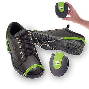 Veriga Erwachsene Schuhschneeketten Grip Step Crampons