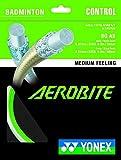 YONEX Aerobite Badminton-Saite (Weiß/Grün)