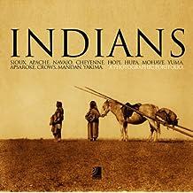Indians. Fotobildband inkl. 2 Musik-CDs (earBOOK): The Deep Spirit of Native Americans - Navaho, Papago, Taos, Apache, Cheyenne, Apsaroke, Arikara, ... Nakoaktok, Atsina, Haida, Blackfoot