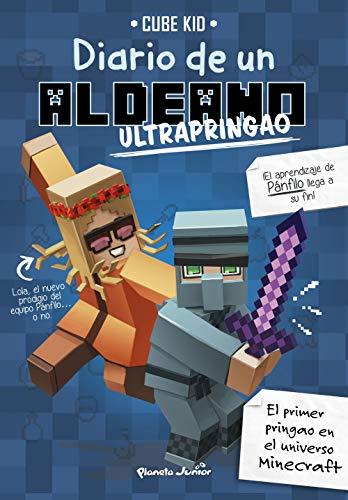 Minecraft. Diario de un aldeano ultrapringao por Cube Kid