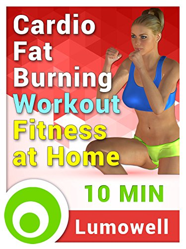 Cardio Fat Burning Workout – Fitness at Home [OV]