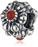 Pandora Damen-Bead Blume 790580CAR