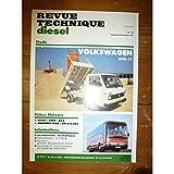 Revue technique diesel, n°172 : Volkswagen VW série LT