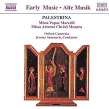 Missa Papae Marcelli - Missa Aeterna Christi Munera