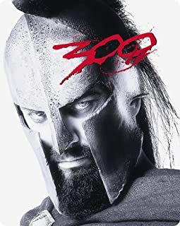 300 - Premium Collection Steelbook (Blu-ray + UV Copy) [2012] [Region Free] (B008PEHQF0) | Amazon price tracker / tracking, Amazon price history charts, Amazon price watches, Amazon price drop alerts