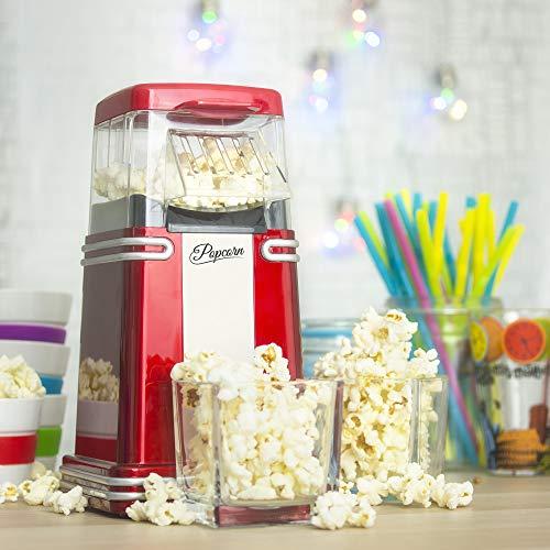 Gadgy – Heißluft – Popcornmaschine - 8