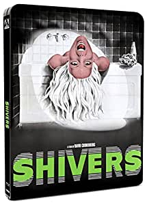 Shivers Steelbook [Dual Format DVD & Blu-ray]