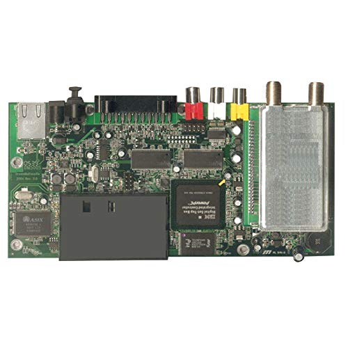 Anka-Digital Original DreamBox SD - Placa Base para satélite DM 500S (Incluye...