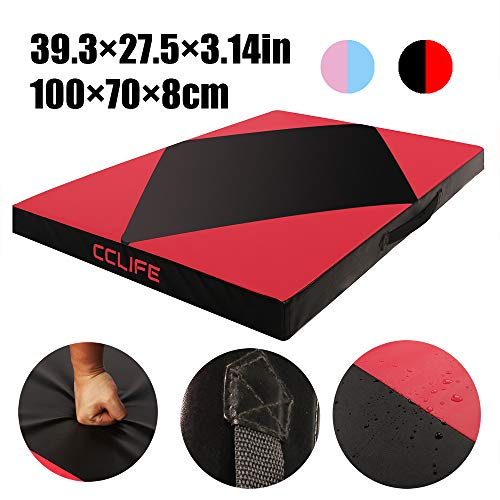 CCLIFE 100x70x8cm Weichbodenmatte Balance Pad Balancekissen für Koordination und Stabilität