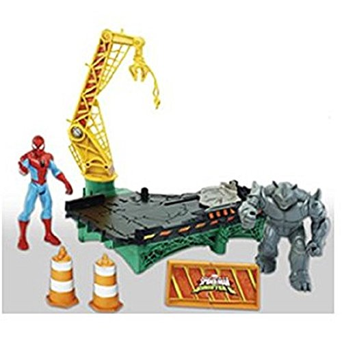 Zoom IMG-3 marvel spider man rhino rampage