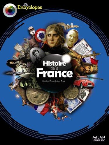 Histoire de la France par Robert Pince
