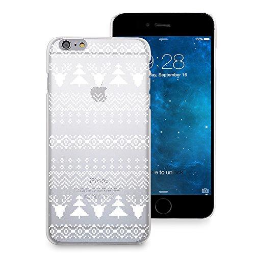 Schutzhülle für iPhone 6Plus/iPhone 6S Plus, casesbylorraine Einzigartige stylischen Muster Schutzhülle Kunststoff Hard Cover für Apple iPhone 6Plus/iPhone 6S Plus 14cm P62