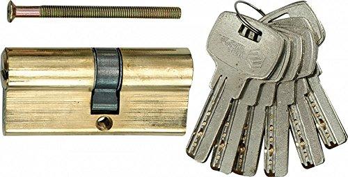 Sicherheitsschließzylinder Tür Schloß Türschloß 67 mm - 2