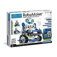 Clementoni 64442 Robomaker Start Eğitici Robotbilim Laboratuvarı