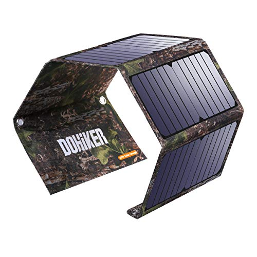 Dohiker  Caricabatterie Solare 27W 24000mAh...