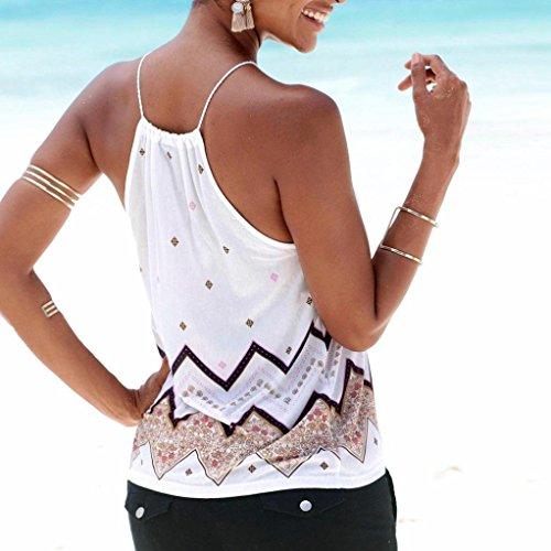 831ea1667 LILICAT® Camisetas sin Mangas de Encaje para Mujer