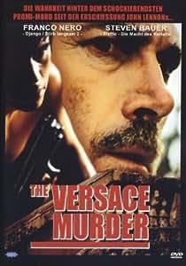 The Versace Murder [DVD] (2008) Steven Bauer, Franco Nero, Shane Perdue